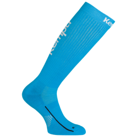 KEMPA LONG SOCKS BLEU-BLANC