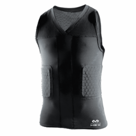 hEX TANK SHIRT /3PAD BLACK